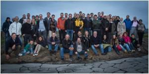 Teilnehmer und Referenten der Isländischen Fortbildungswoche