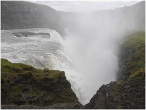 Gullfoss- Wasserfall